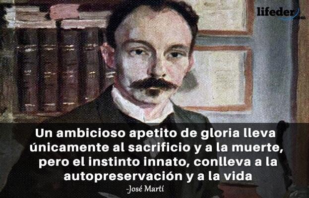 As 75 melhores frases de José Martí 4