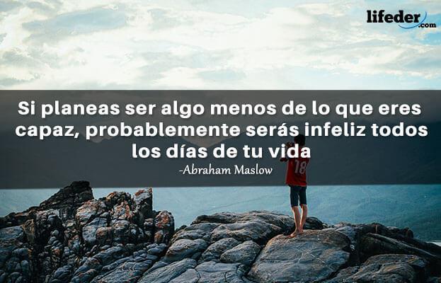 As 100 melhores frases de Abraham Maslow 14