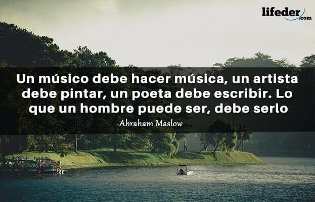 As 100 melhores frases de Abraham Maslow 17