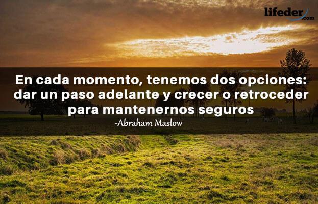 As 100 melhores frases de Abraham Maslow 7