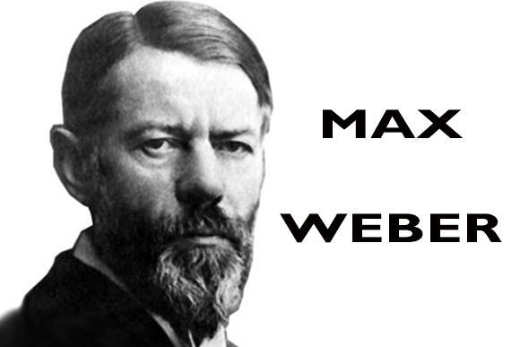 Max Weber: Biografia, Pensamentos e Contribuições 1