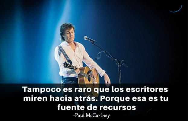 45 frases grandes de Paul McCartney 16