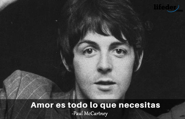 45 frases grandes de Paul McCartney 8
