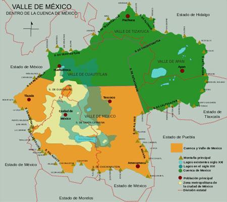Planalto Anáhuac: Origem, Características e Localização 11