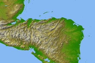 Quais são os planaltos de Honduras? (e suas características) 1