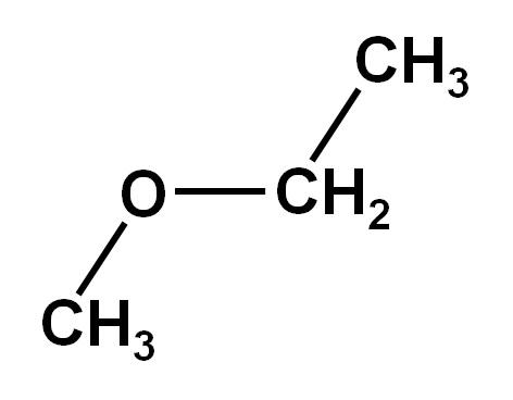 Metoxietano: estrutura, propriedades, compras, usos, riscos 1