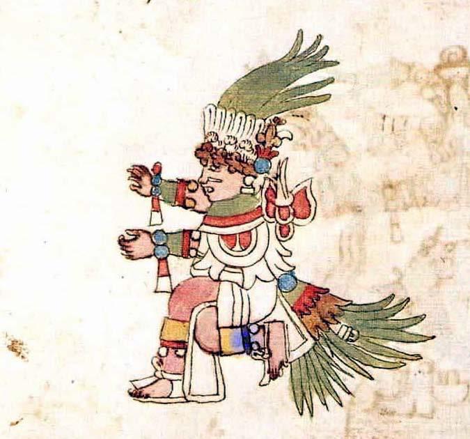 Os 67 deuses astecas mais importantes e seu significado 13