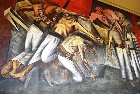 México pós-revolucionário: cultura, política e sociedade 1