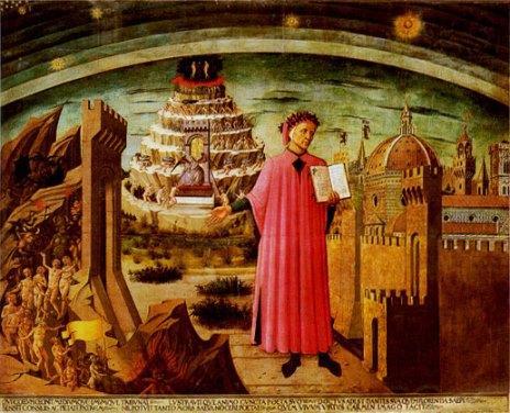 Sobre o que é a Divina Comédia? 2
