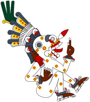 Os 67 deuses astecas mais importantes e seu significado 11