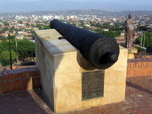 As Batalhas Mais Importantes de Simón Bolívar 1