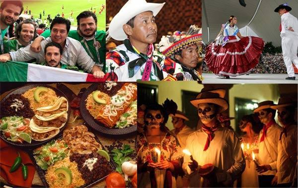 Multiculturalismo no México: características e exemplos 1
