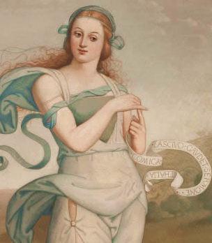 As 9 musas gregas, sua origem e características 5