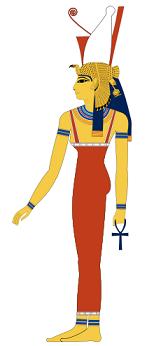 As 20 principais deusas egípcias (nomes mitológicos) 14