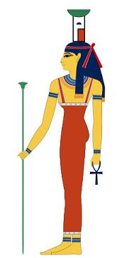 As 20 principais deusas egípcias (nomes mitológicos) 15