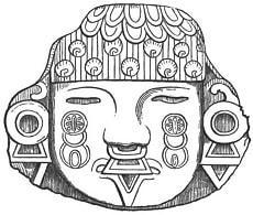 Os 67 deuses astecas mais importantes e seu significado 7