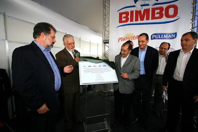 Organograma de Bimbo e funções de seus departamentos 1