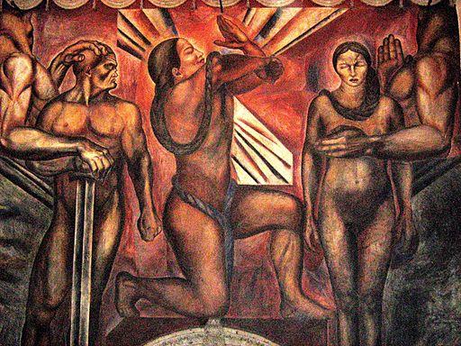 José Clemente Orozco: biografia, estilo e obras 3