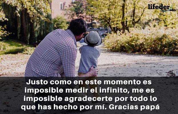 67 frases bonitas para o pai (obrigado e dedicado) 9