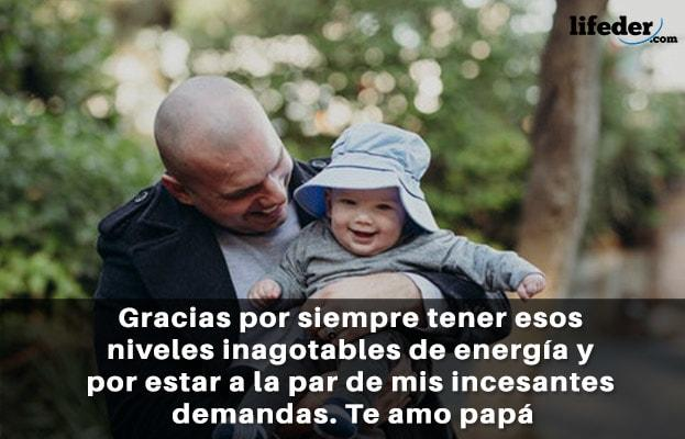 67 frases bonitas para o pai (obrigado e dedicado) 18