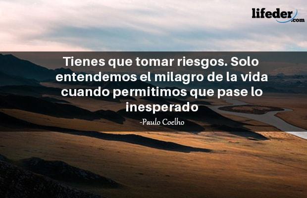 100 Frases de Paulo Coelho de Vida e Amor 18