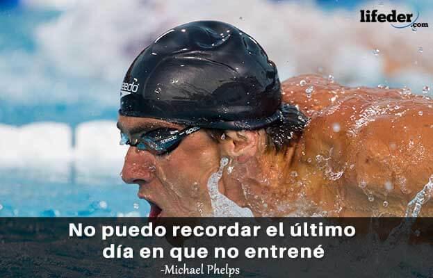 As 27 melhores frases de Michael Phelps 10