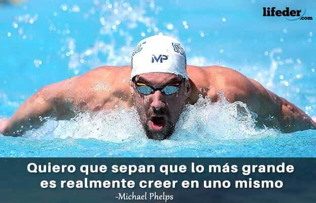 As 27 melhores frases de Michael Phelps 11