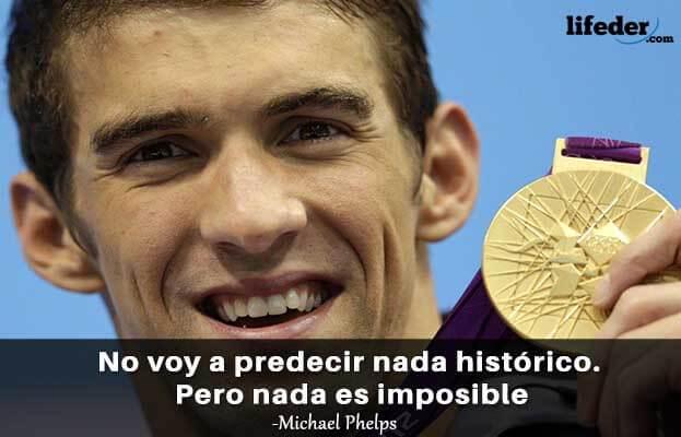 As 27 melhores frases de Michael Phelps 16