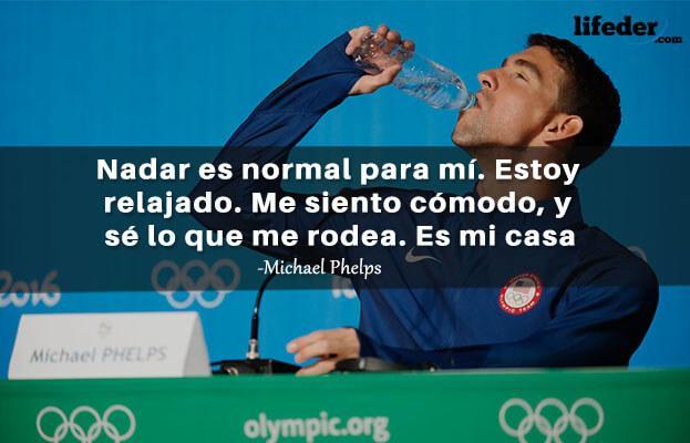 As 27 melhores frases de Michael Phelps 2