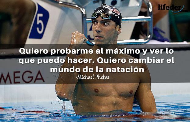 As 27 melhores frases de Michael Phelps 3