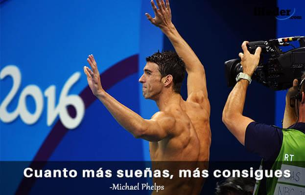 As 27 melhores frases de Michael Phelps 7