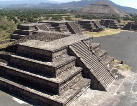 Cultura Teotihuacana: Características, História, Tradições 5