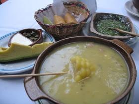13 pratos típicos da região andina da Colômbia