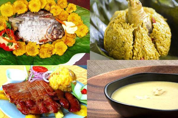 Os 5 pratos mais típicos de San Martín (Peru) 1