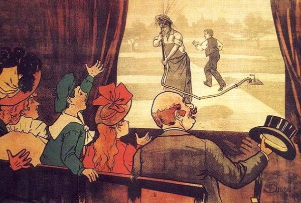 História do cinema: da sua origem à modernidade 2