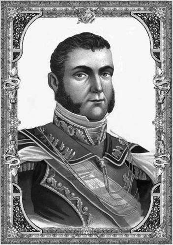 Primeiro Império Mexicano: História, Território, Bandeira e Escudo 1