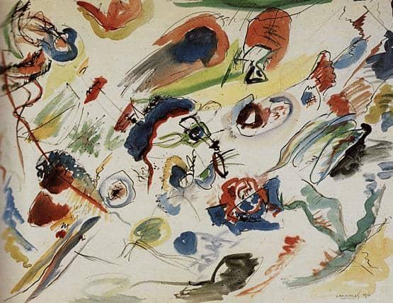 Arte abstrata: história, características, pintura 3