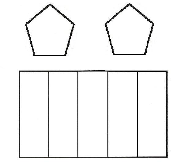 Quantas arestas possui um prisma pentagonal? 3