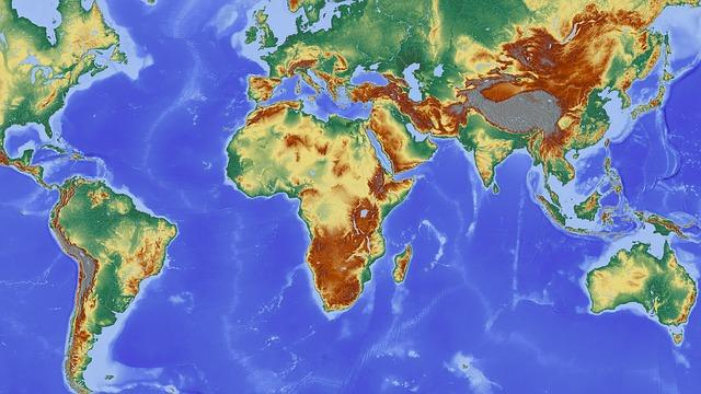 Projeções Cartográficas: Principais Características 1