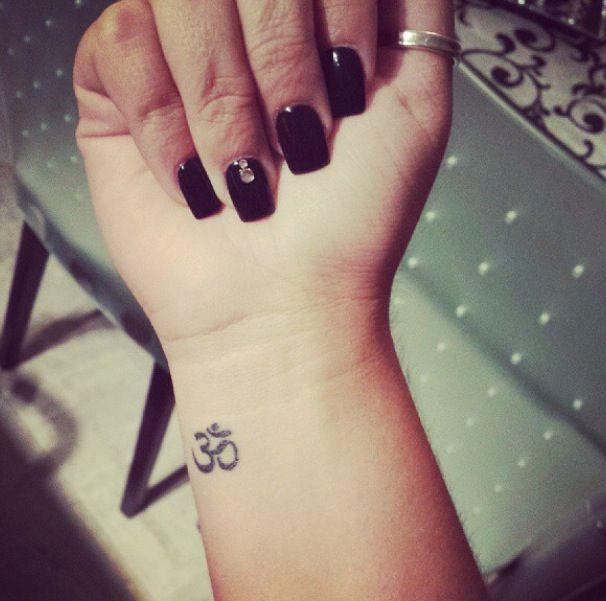 30 pequenas tatuagens para olhar na sua pele 12