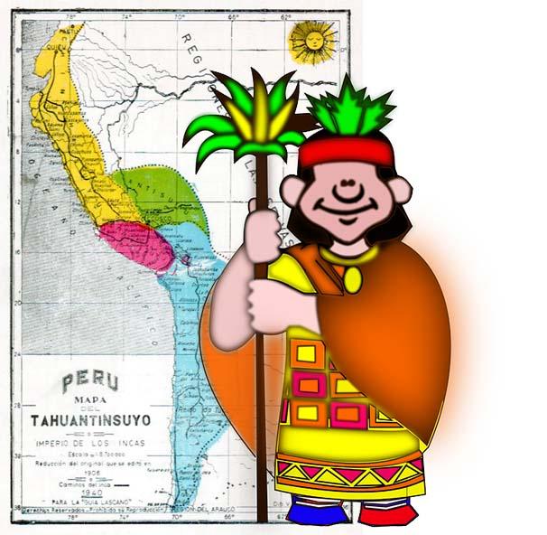 O que significa Tahuantinsuyo? 1