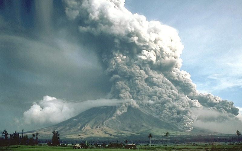 O que é uma erupção peleana? Características principais 1