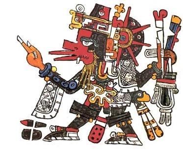 Os 67 deuses astecas mais importantes e seu significado 17