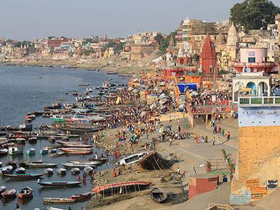 Rio Ganges: características, rota, foz, tributários 1