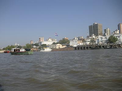 Rio Paraguai: características, nascimento, rota, flora, fauna 1