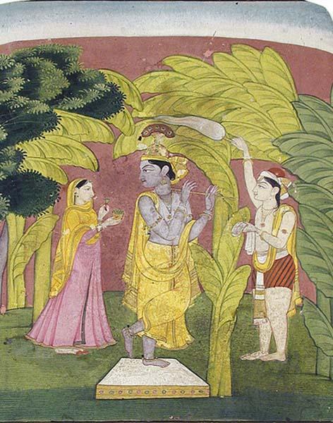 Krishna: biografia, infância, idade adulta, morte, influências 1