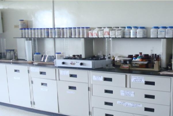 Reagentes de laboratório: classificação, preparação e funções 1