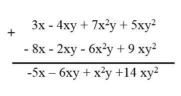 Redução de termos similares (com exercícios resolvidos) 2