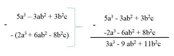 Redução de termos similares (com exercícios resolvidos) 3