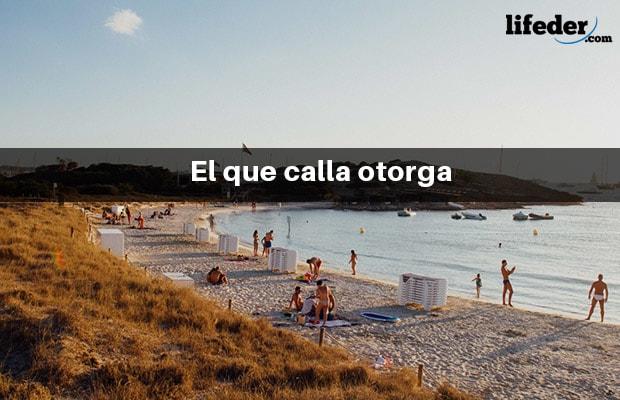Os 200 ditados espanhóis mais populares 13